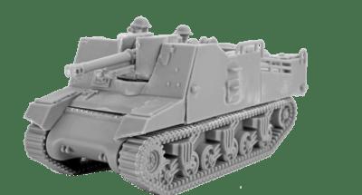 Wargames Illustrated | 1/72 Sexton Self Propelled Gun