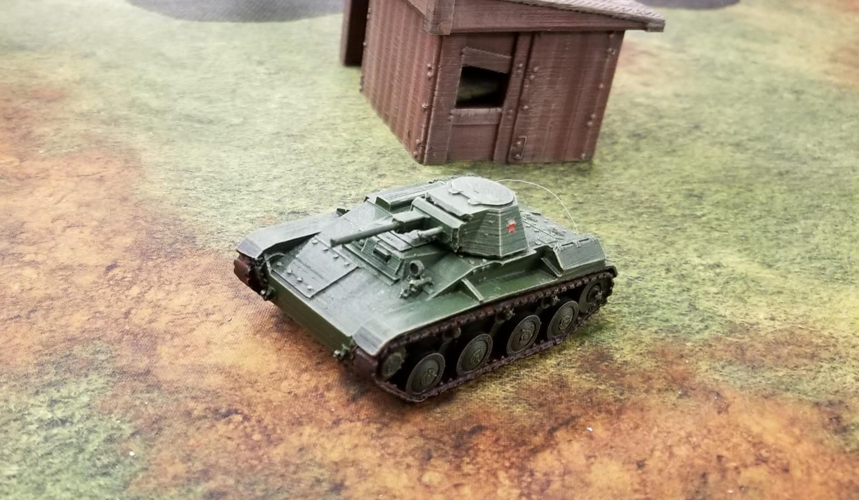 The T-60 and T-60 BM8-24: Uncle Joe's Little Tank That Could