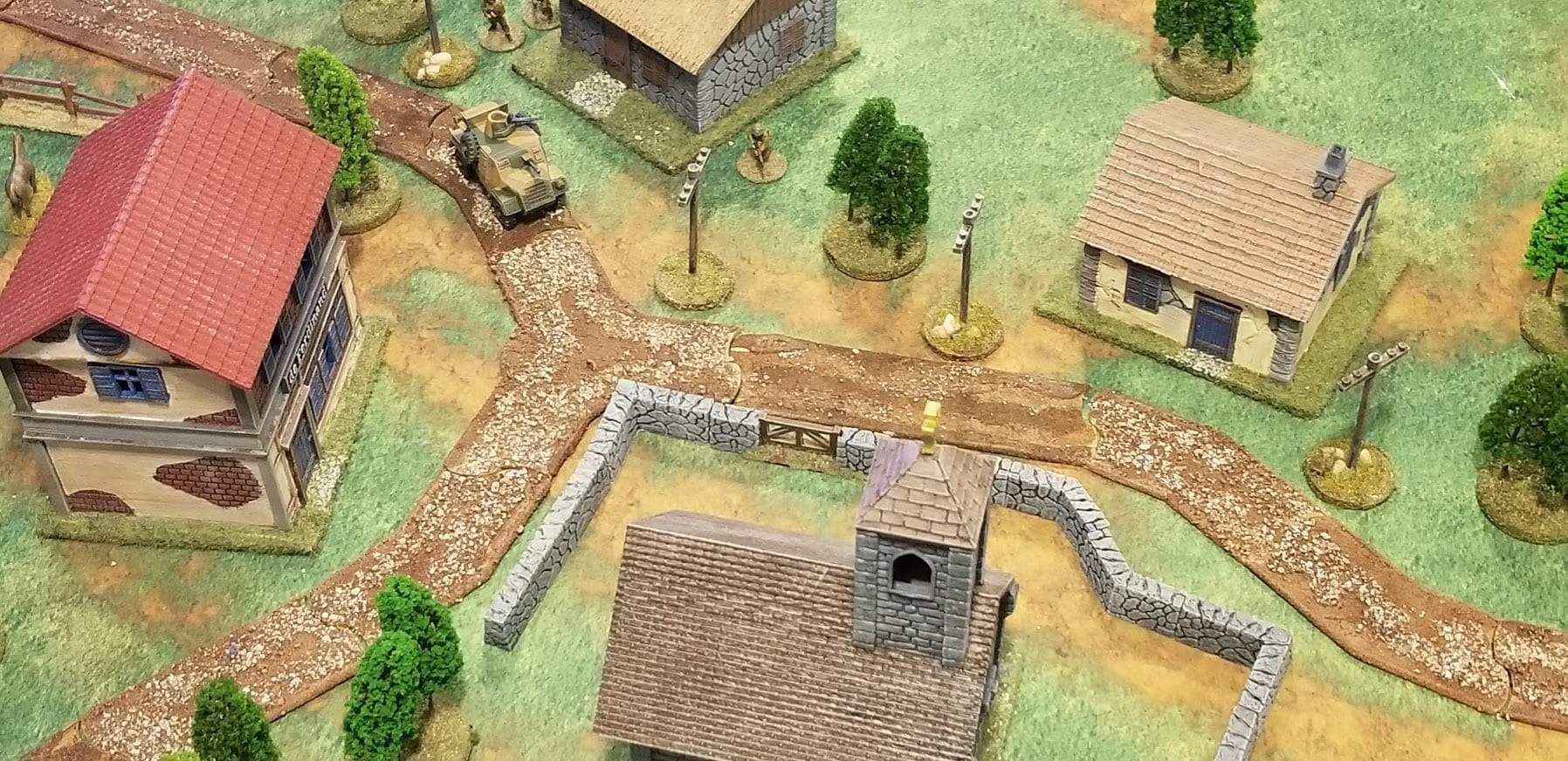 Heading down the Wargaming Roadway… printing 28mm scale wargaming roads