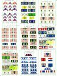 ACW Flag Sets #37-45 (All sizes)
