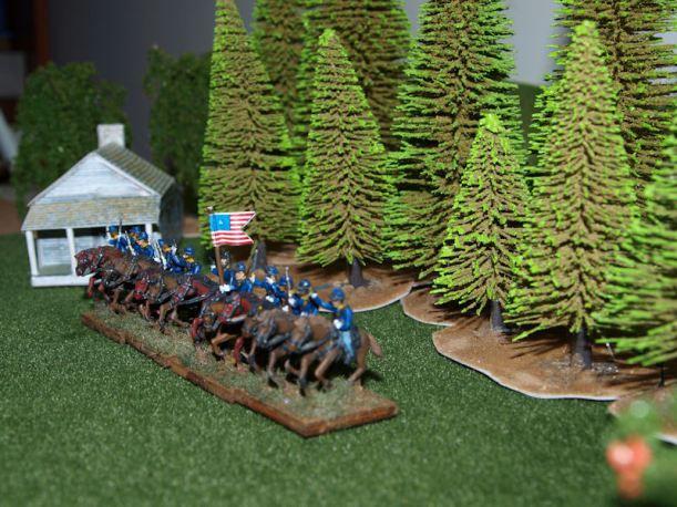 Stone Mountain Miniatures 15mm Union Cavalry