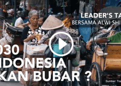 2030 Indonesia Akan Bubar?