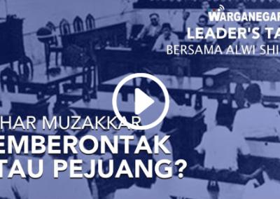 Kahar Muzakkar – Pemberontak atau Pejuang?