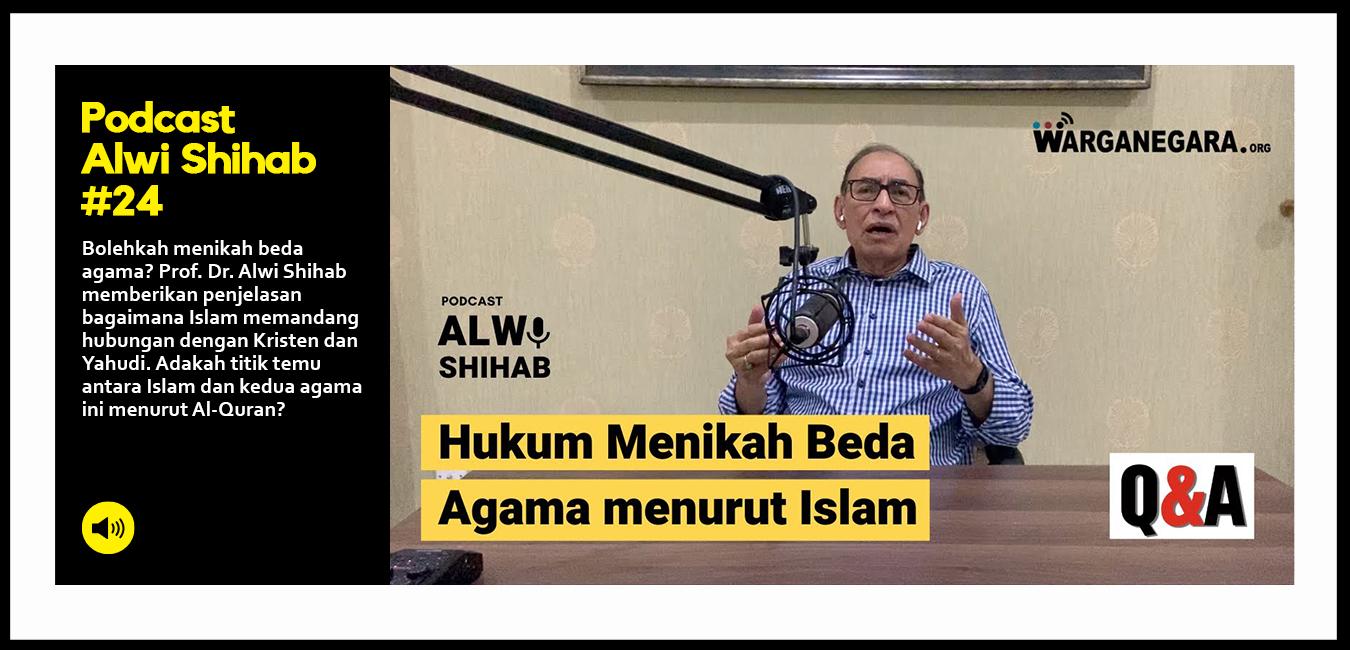 Hukum Menikah Beda Agama menurut Islam (Part 3)