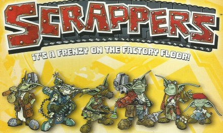 Scrappers = goblins + artilugios + caos  [Reseña]