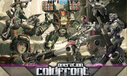 INFINITY OPERATION: COLDFRONT NEW STARTER BOX FOR THIS MINIATURE WARGAME [REVIEW]