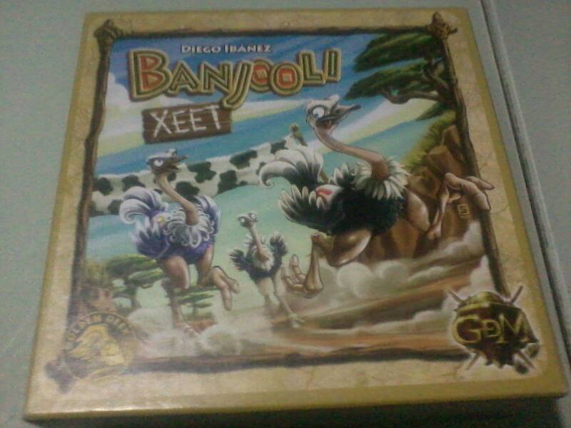Banjooli Xeet una Carrera de Avestruces con magia (Reseña)