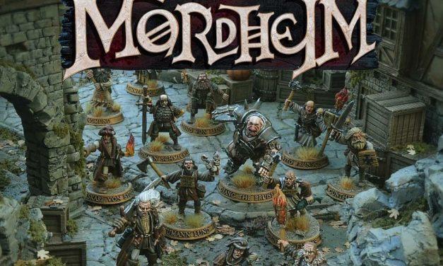 Mordheim: La Ciudad de los Condenados de Games Workshop