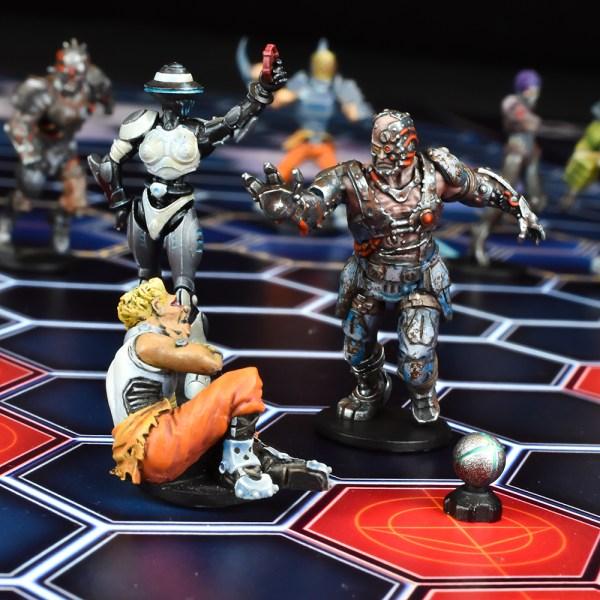 Cyborgs vs. Convicts