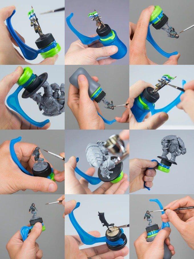 Hobby Holder Campaña de Kickstarter