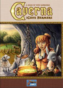 Caverna, otro juego de Uwe Rosenberg y parte del exitoso catálogo de Lookout Games