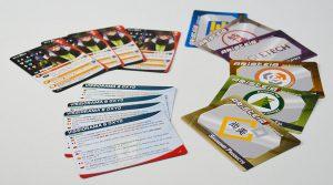 Cartas de Patrocinantes y Promo de Wild Bill AGL Kit de Evento
