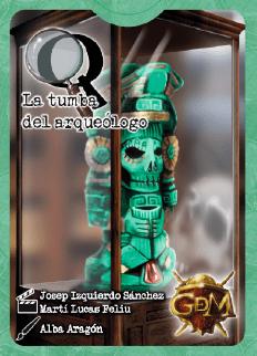 Caja de Q La Tumba del Arqueólogo