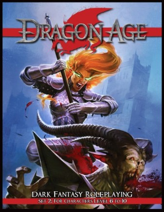 Dragon Age Set 2 Aventura Portada