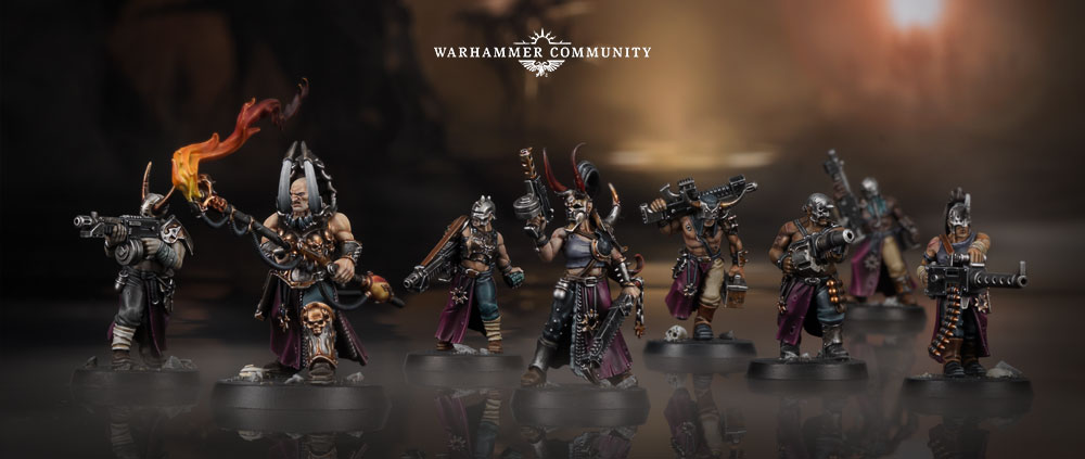 New enemies in Blackstone Fortress