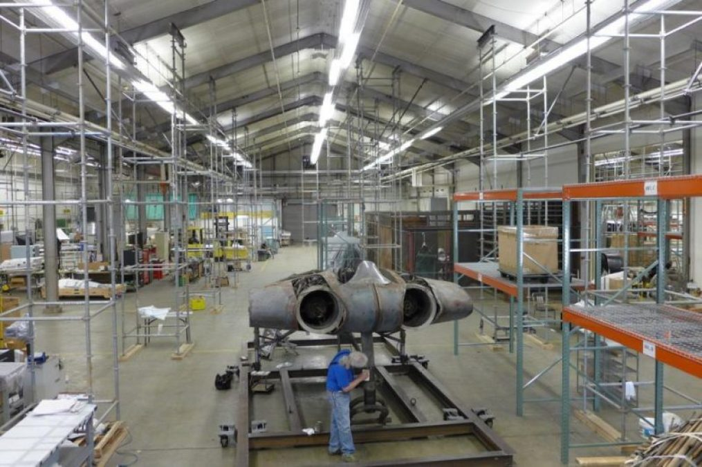 restoring-the-horten-229-v3-flying-wing-35