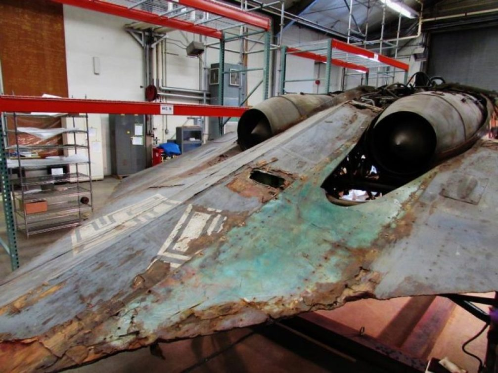 restoring-the-horten-229-v3-flying-wing-39
