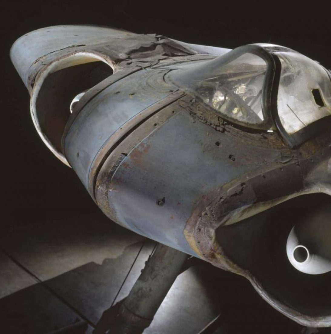 restoring-the-horten-229-v3-flying-wing-4