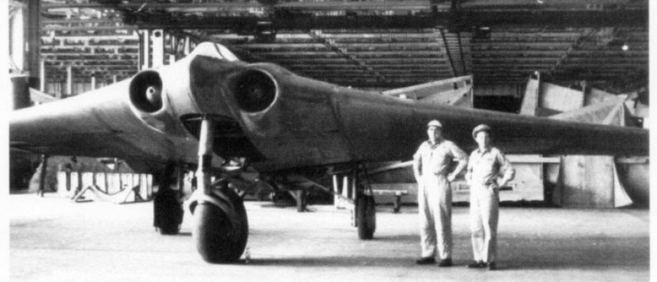 restoring-the-horten-229-v3-flying-wing-42