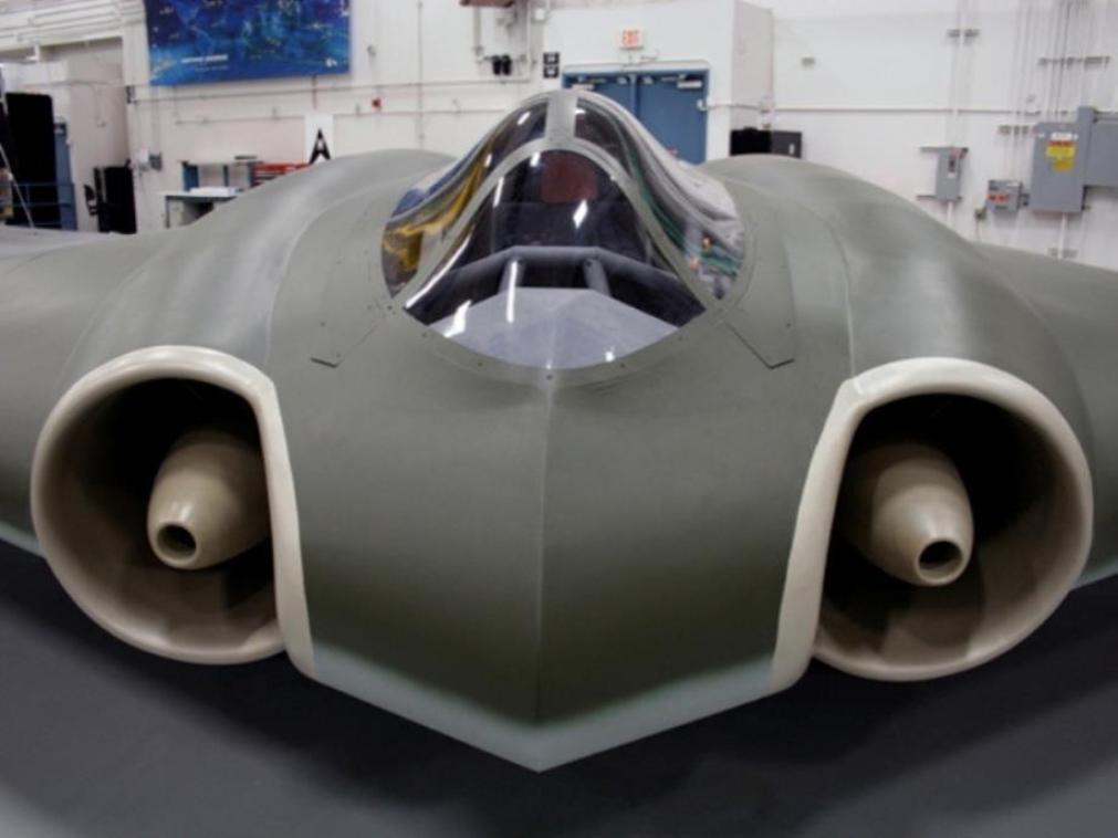 restoring-the-horten-229-v3-flying-wing-9