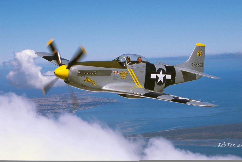 North American P-51D Mustang For Sale: 1.7 Million Dollars!