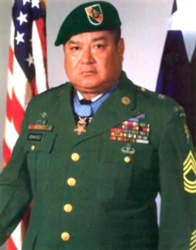 """Master Sergeant Raul """"Roy"""" Perez Benavidez"""