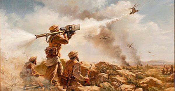 Jihad with US-Arms - The Soviet–Afghan War