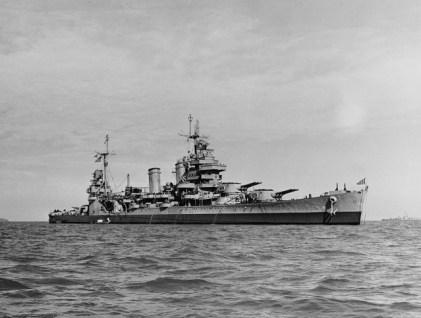 USS San Francisco via commons.wikimedia.org