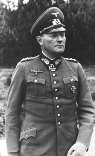 General Erich Hoepner Photo Credit