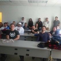 Fundraising - Business and Society Class, Spring of 2015 @ LIU Post
