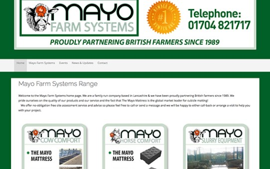 Mayo Farm Systems