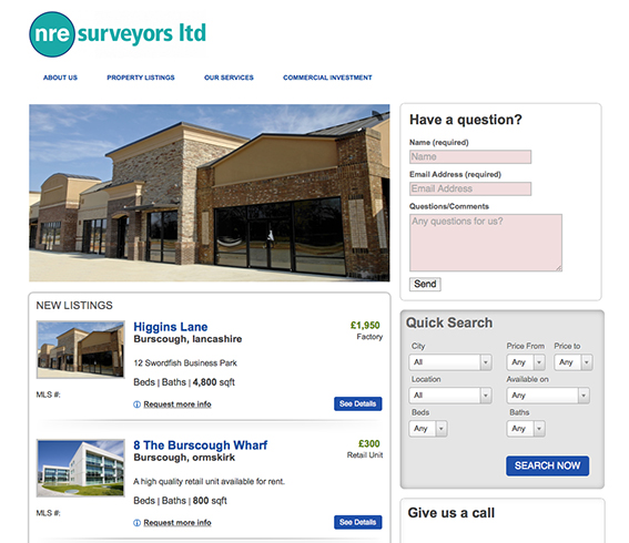 NRE Surveyors Ltd