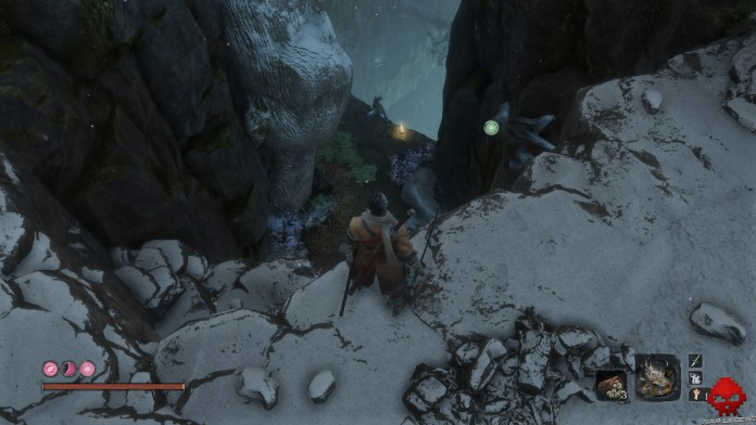 Soluce sekiro valley avalé butin