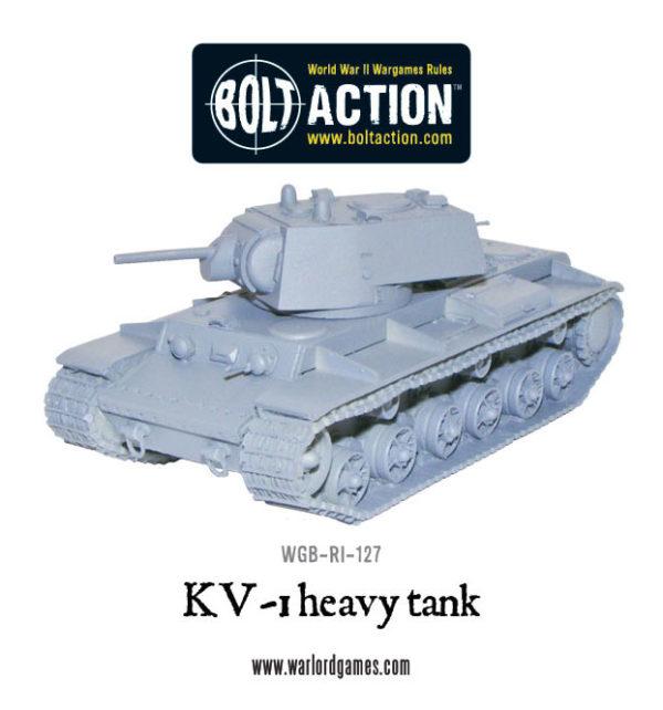 Tanque KV-1