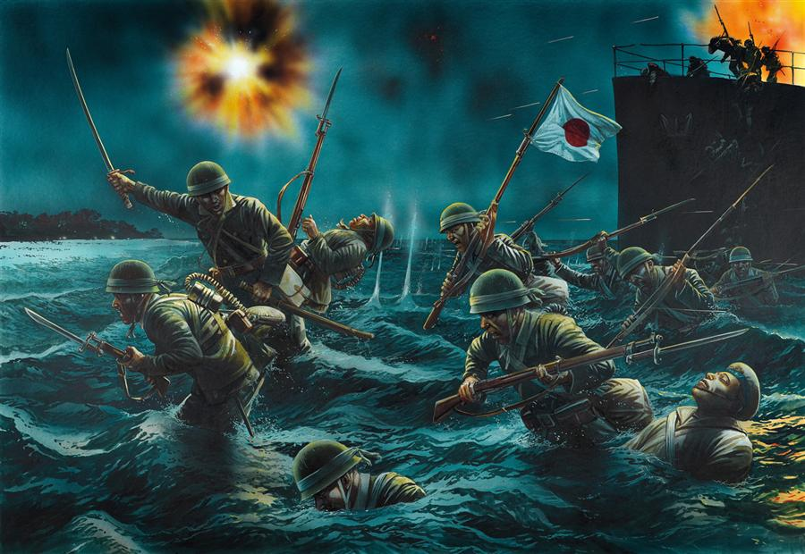 Rules Amphibious Assaults Warlord Games