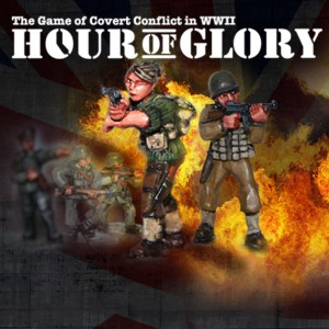 Hour of Glory WW2