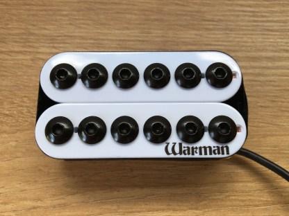 Warman 12 Gauge electric guitar pickup