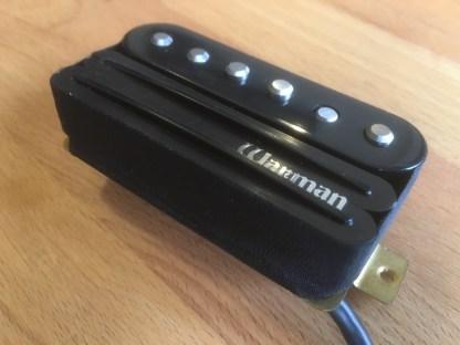 Warman Guitars G-rail multi coil hybrid 6 wire electric guitar pickup