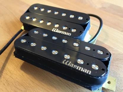 Warman Deadly Sinners. 7 string hot humbucking guitar pickups