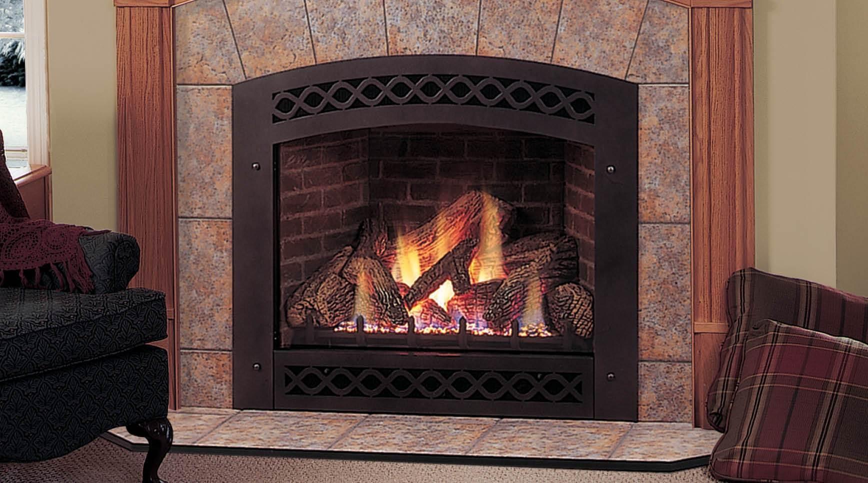 Gas Fireplace Santa Rosa Gas Fireplace Insert