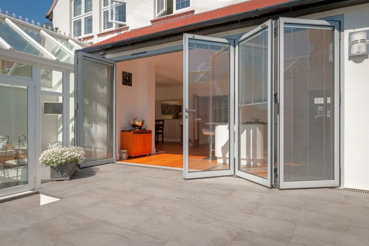 Bifolding Door Kingston