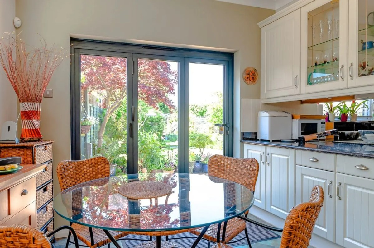 Kitchen Bifolding Door