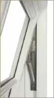 Casement Window Restrictor Hinge