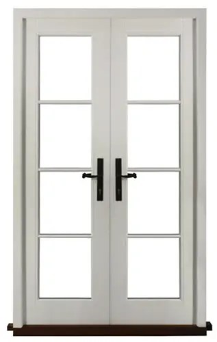 Timber French Patio Door