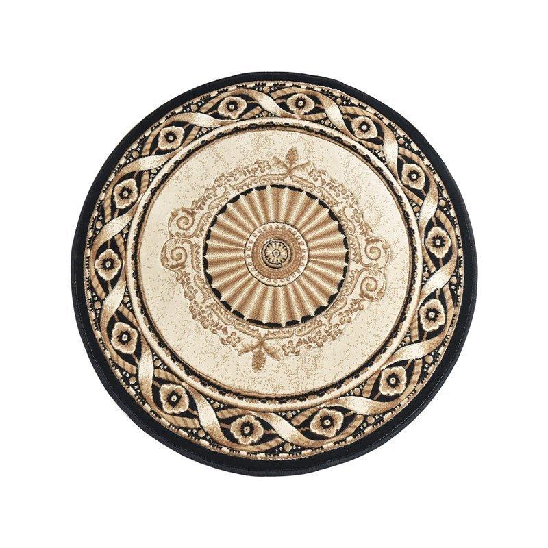 Thickening Luxury Large Round Rugs