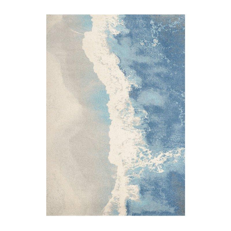Oceans Design Sea Wave Rugs