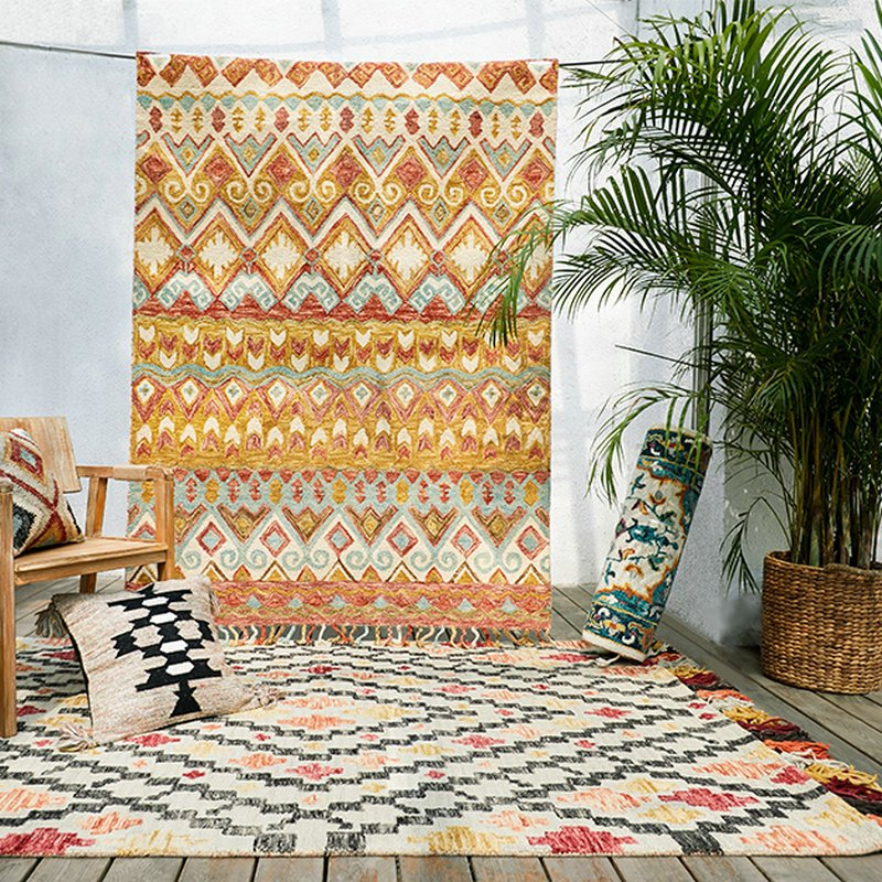 History of Carpet