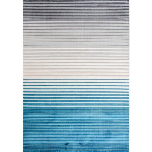 Gradient Stripes Rug