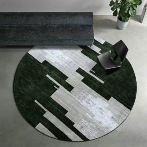 New Inspiration Light Luxury Circle Rugs
