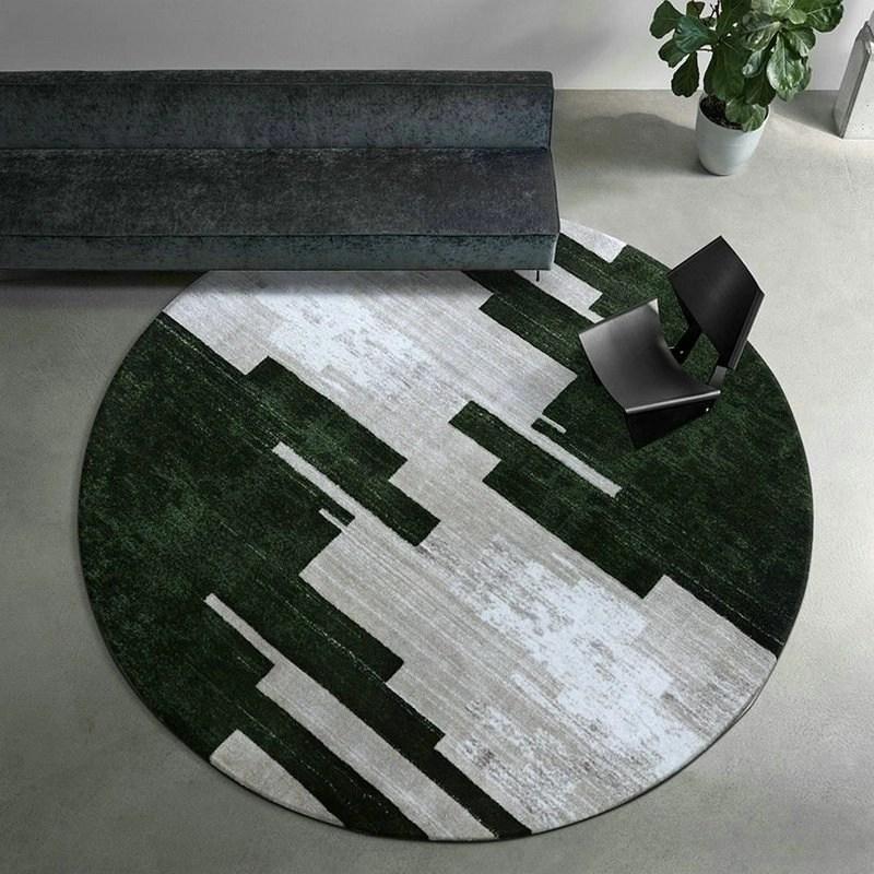 Light Luxury Circle Rugs